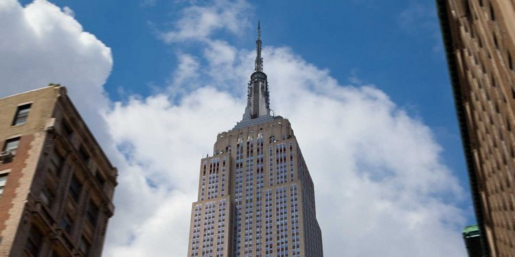 The Empire State Building?