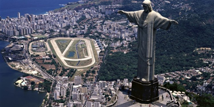 Christ the Redeemer : Travels