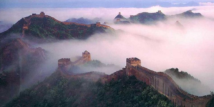 Great Wall of China Facts One