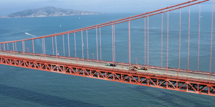 Golden Gate Bridge project