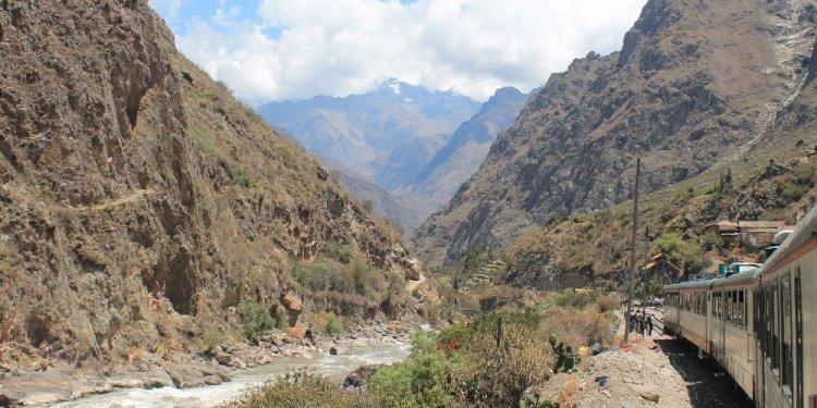 Inca Rail Scenic Train Ride to