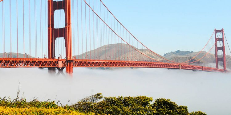 Golden Gate Bridge and