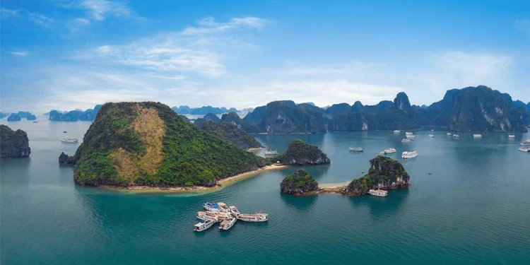 Halong bay things to do
