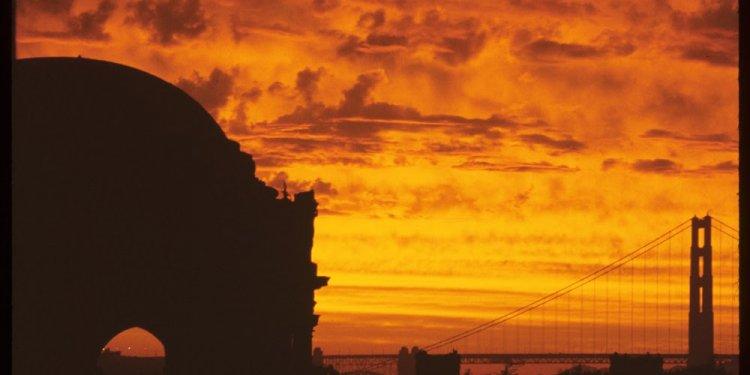 Vintage everyday: Golden Gate