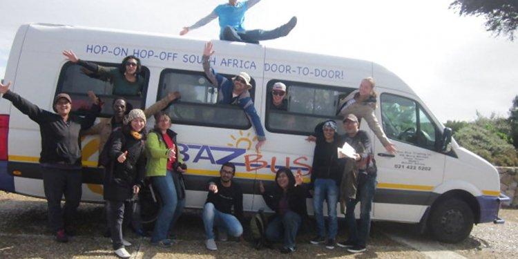 NP & Vic Falls - Cape Town