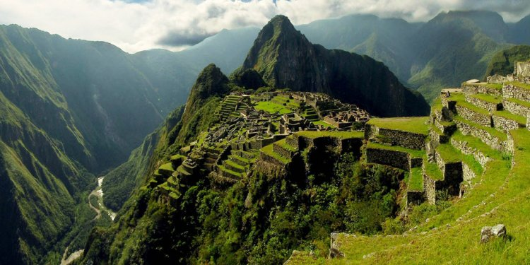 Machu Picchu, The Lost City
