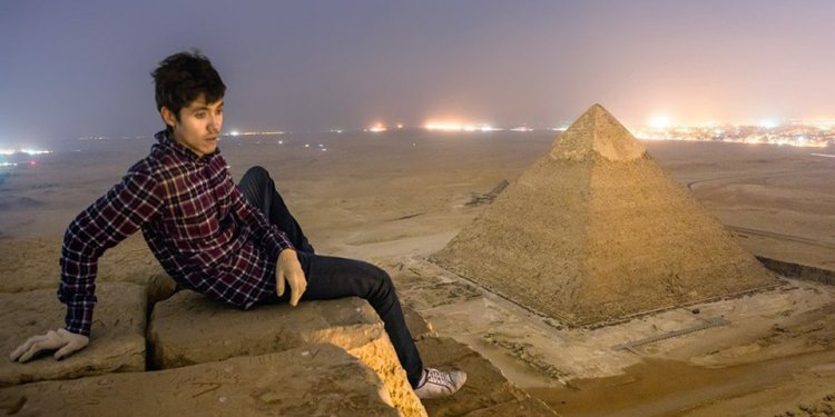 Great Pyramid of Giza images