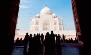 The Taj Mahal, integrated 1643