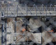 Channel Tunnel Fire 2008