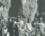 Hoover Dam Workers